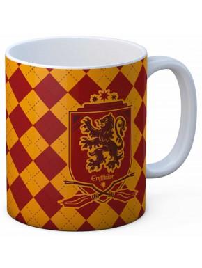 Taza Harry Potter Gryffindor Emblema