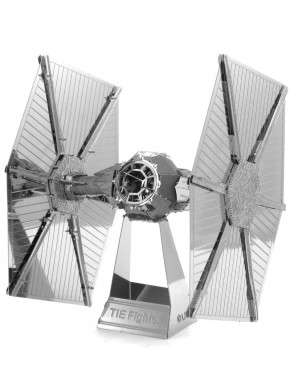 Maqueta Tie Fighter Star Wars 3D metal