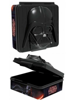 Fiambrera 3D Darth Vader Star Wars