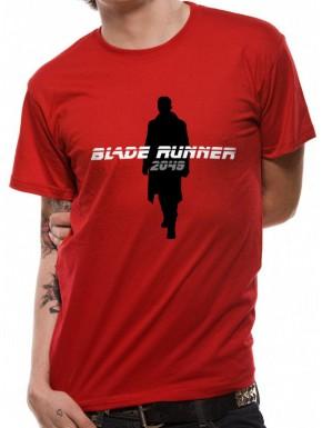 Camiseta Blade Runner 2049 Silueta