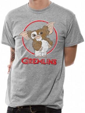 Camiseta Gremlins Gizmo Logo