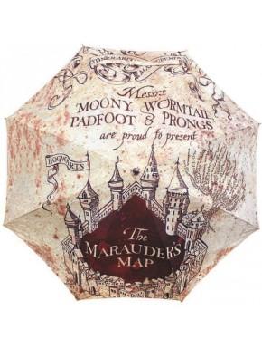 Paraguas Clásico Harry Potter Mapa del Merodeador