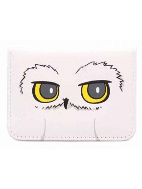 Cartera Tarjetero Harry Potter Hedwig