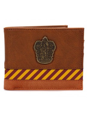 Cartera Monedero Harry Potter Gryffindor