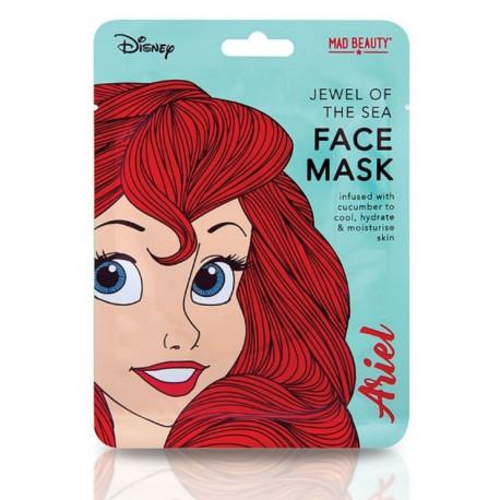 Mascarilla Ariel La Sirenita Disney