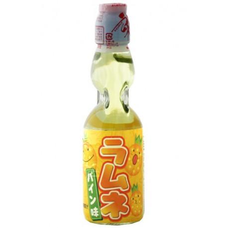Ramune sabor Piña Refresco 200 ml