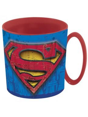 Taza Superman Classic Logo Roja