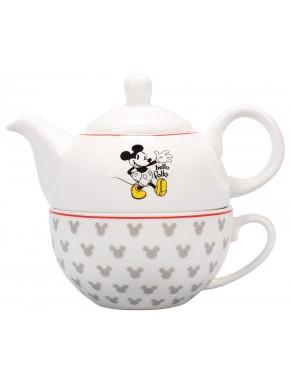 Set Tetera y Taza Mickey Mouse Disney