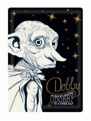 Imán Metal Dobby Harry Potter