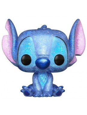 Funko Pop! Stitch con Purpurina Edición Limitada