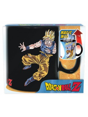 Taza térmica Goku vs Buu Dragon Ball