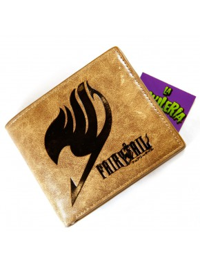 Cartera Fairy Tail logo