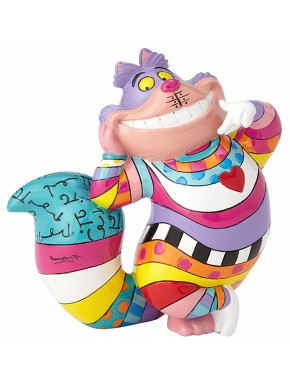 Figura Cheshire Cat Disney Britto 9 cm