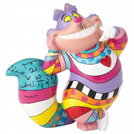 Figura Cheshire Cat Disney Britto 9 cm