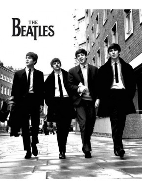 Mini Poster The Beatles in London