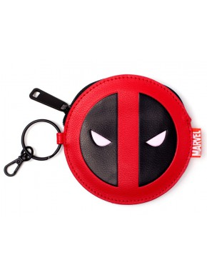 Cartera monedero Deadpool Face