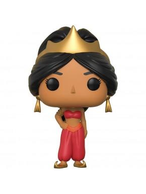 Funko Pop! Jasmín Vestido Rojo Disney