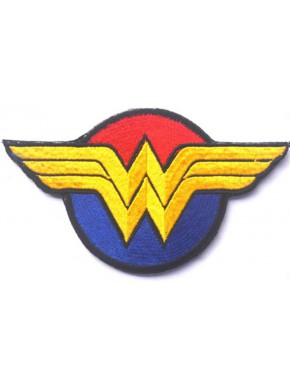 Parche Wonder Woman logo