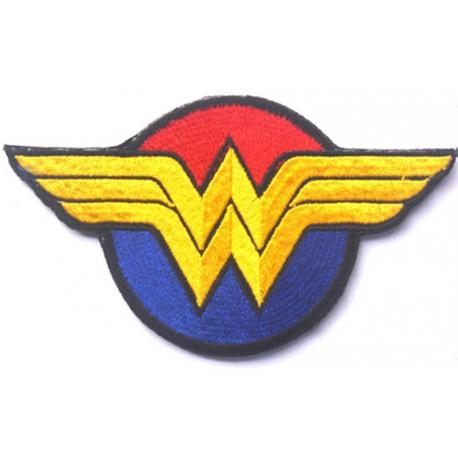 Parche Wonder Woman logo