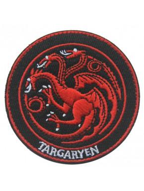 Parche ropa Targaryen Juego de Tronos