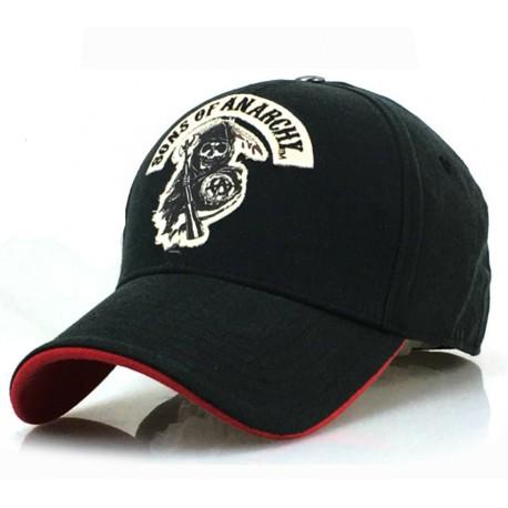 Gorra Sons of Anarchy Negra solo 16 0346da77d5c