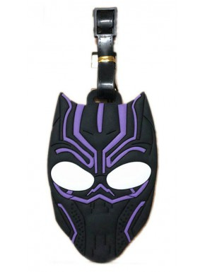 Identificador Equipaje Black Panther Marvel