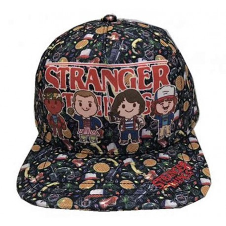 Gorra Stranger Things characters solo 17 4c9ef8760c5