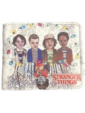 Cartera Stranger Things characters