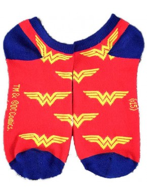 Calcetines chica Wonder Woman classic