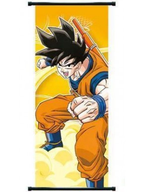 Poster de tela Dragon Ball