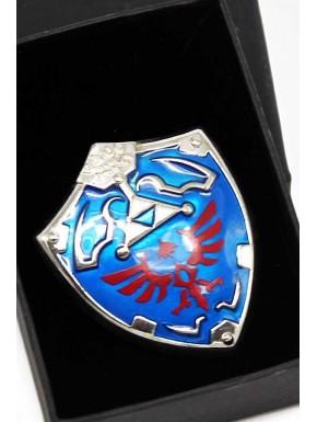 Pin Escudo Hyrule Zelda