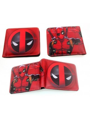 Cartera Marvel Deadpool crazy