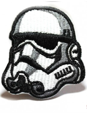 Parche ropa Stormtrooper Star Wars