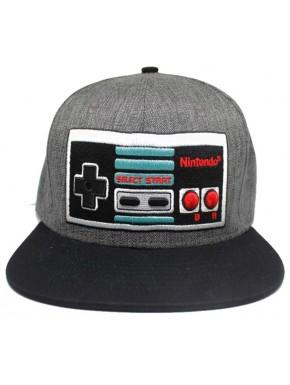 Gorra Nintendo Mando NES