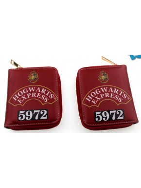 Cartera Monedero Harry Potter Hogwarts Express
