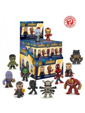 Minifigura Sorpresa Spiderman Marvel Funko