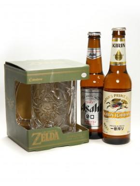 Pack Zelda Cervezas de Hyrule