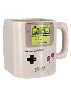 Taza Galletero Game Boy Nintendo