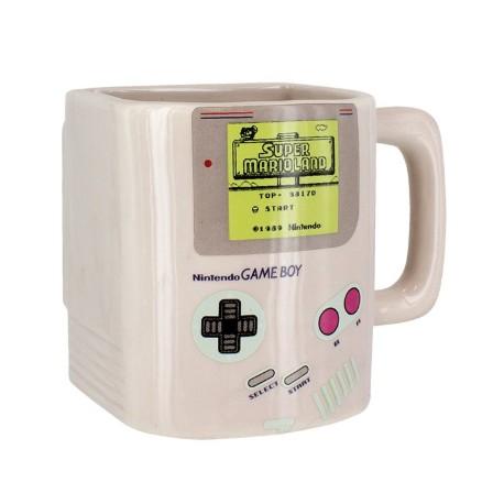 Taza Galletero Game Boy Nintendo
