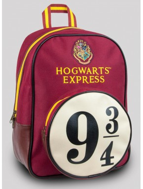 Mochila Harry Potter Andén 9 y 3/4 Relieve