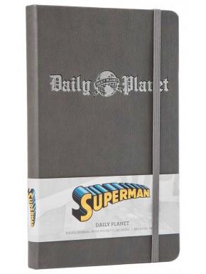Libreta Premium A5 Superman Daily Planet Logo