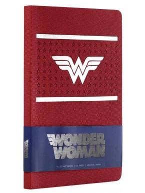 Libreta Premium A5 Wonder Woman Logo