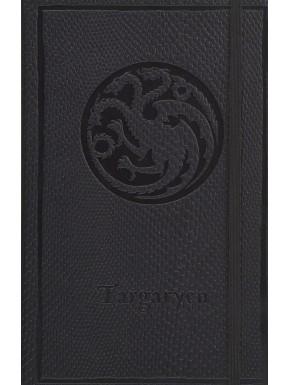 Libreta Premium A5 Juego de Tronos House Targaryen