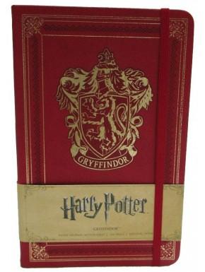 Libreta Premium A5 Harry Potter Gryffindor Crest