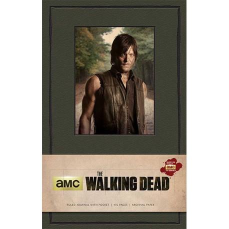 Libreta Premium A5 The Walking Dead Daryl Dixon