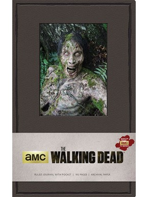 Libreta Premium A5 The Walking Dead Walkers