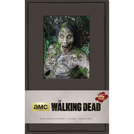 Libreta Premium A5 The Walking Dead Walkers