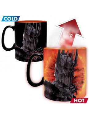Taza térmica El señor de los Anillos Sauron