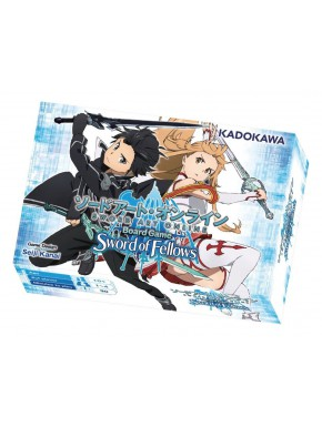 Juego de Mesa Sword Art Online Sword of Fellows