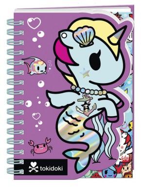 Cuaderno A6 Unicornio Tokidoki